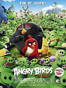 affiche sortie dvd Angry Birds - Le Film