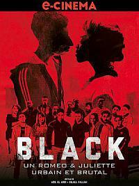 affiche sortie dvd black