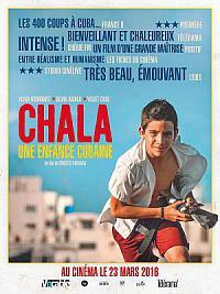 affiche sortie dvd chala, une enfance cubaine