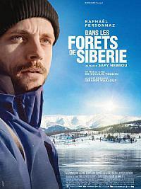 affiche sortie dvd dans les forets de siberie