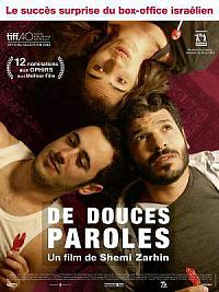affiche sortie dvd de douces paroles