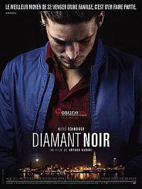affiche sortie dvd diamant noir