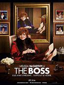 affiche sortie dvd The Boss