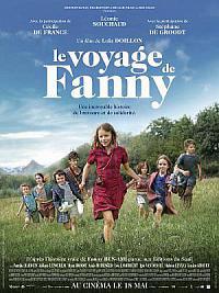 affiche sortie dvd le voyage de fanny