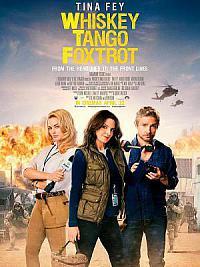 affiche sortie dvd whiskey tango foxtrot