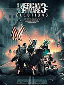 affiche sortie dvd american nightmare 3 - elections