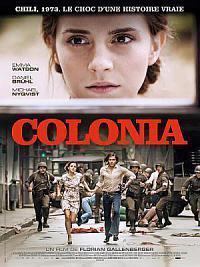 affiche sortie dvd colonia