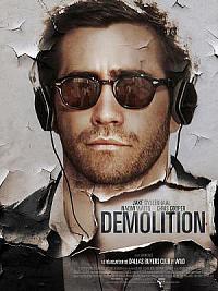 affiche sortie dvd demolition