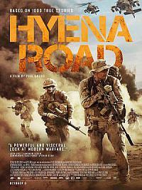affiche sortie dvd hyena road