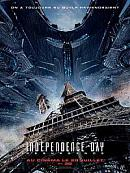 affiche sortie dvd Independence Day 2 - Resurgence