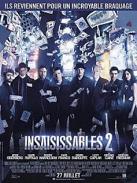 affiche sortie dvd insaisissables 2