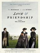 affiche sortie dvd Love & Friendship