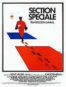affiche sortie dvd section speciale