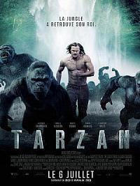 affiche sortie dvd tarzan