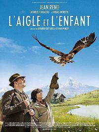 affiche sortie dvd l' aigle et l'enfant