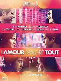 affiche sortie dvd l'amour malgre tout