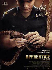 affiche sortie dvd apprentice