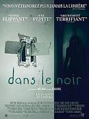 affiche sortie dvd dans le noir