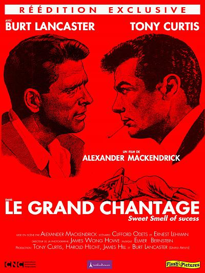 sortie vod, dvd et blu-ray Le Grand Chantage