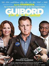 affiche sortie dvd guibord s'en va-t-en guerre