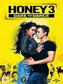 affiche sortie dvd honey 3 - dare to dance
