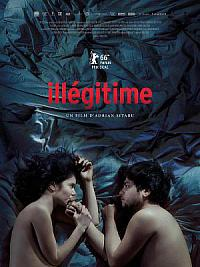 affiche sortie dvd illegitime