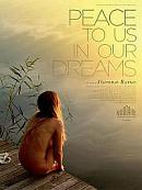affiche sortie dvd peace to us in our dreams