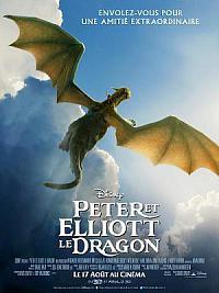 affiche sortie dvd peter et elliott le dragon