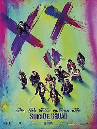 affiche sortie dvd suicide squad