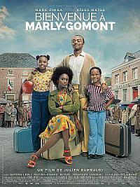 affiche sortie dvd bienvenue a marly-gomont