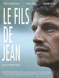 affiche sortie dvd le fils de jean