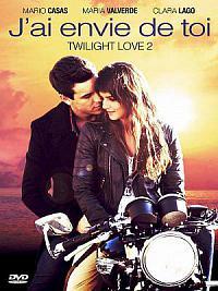 affiche sortie dvd twilight love 2 - j'ai envie de toi