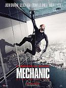 affiche sortie dvd mechanic resurrection