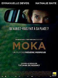 affiche sortie dvd moka