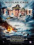affiche sortie dvd USS Indianapolis: Men of Courage