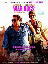 affiche sortie dvd war dogs