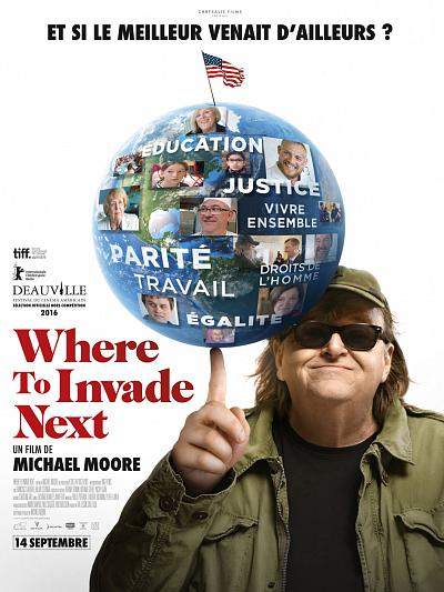 sortie vod, dvd Where To Invade Next