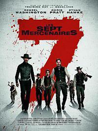 affiche sortie dvd les 7 mercenaires