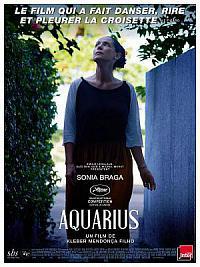 affiche sortie dvd aquarius