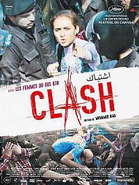 affiche sortie dvd clash