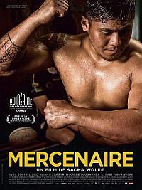 affiche sortie dvd mercenaire