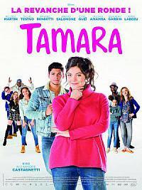 affiche sortie dvd tamara
