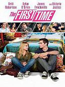 affiche sortie dvd The First Time