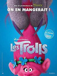 affiche sortie dvd les trolls