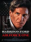 affiche sortie dvd Air Force One