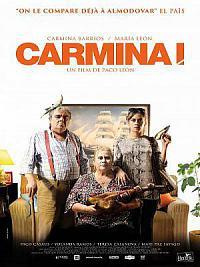 affiche sortie dvd carmina !
