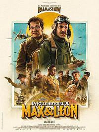 affiche sortie dvd la folle histoire de max et leon