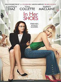 affiche sortie dvd In her shoes