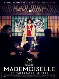 affiche sortie dvd mademoiselle