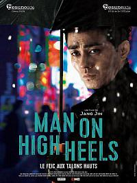 affiche sortie dvd man on high heels